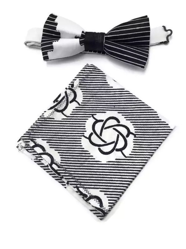 African fabric Handmade Father /& Son bow ties and pocket squares African print.