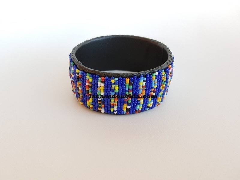 Large African Masai Beads