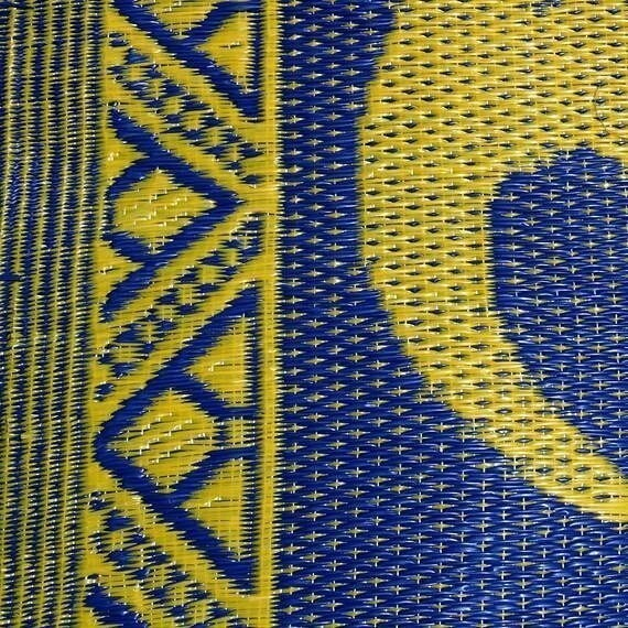Tapis Natte Africaine Interieur Et Exterieur En Plastique African Pla Afrikrea