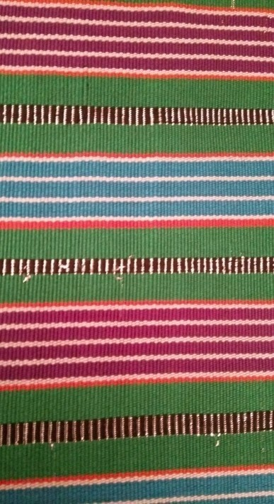 North Togo T 017 Atakpam\u00e9 woven cloth