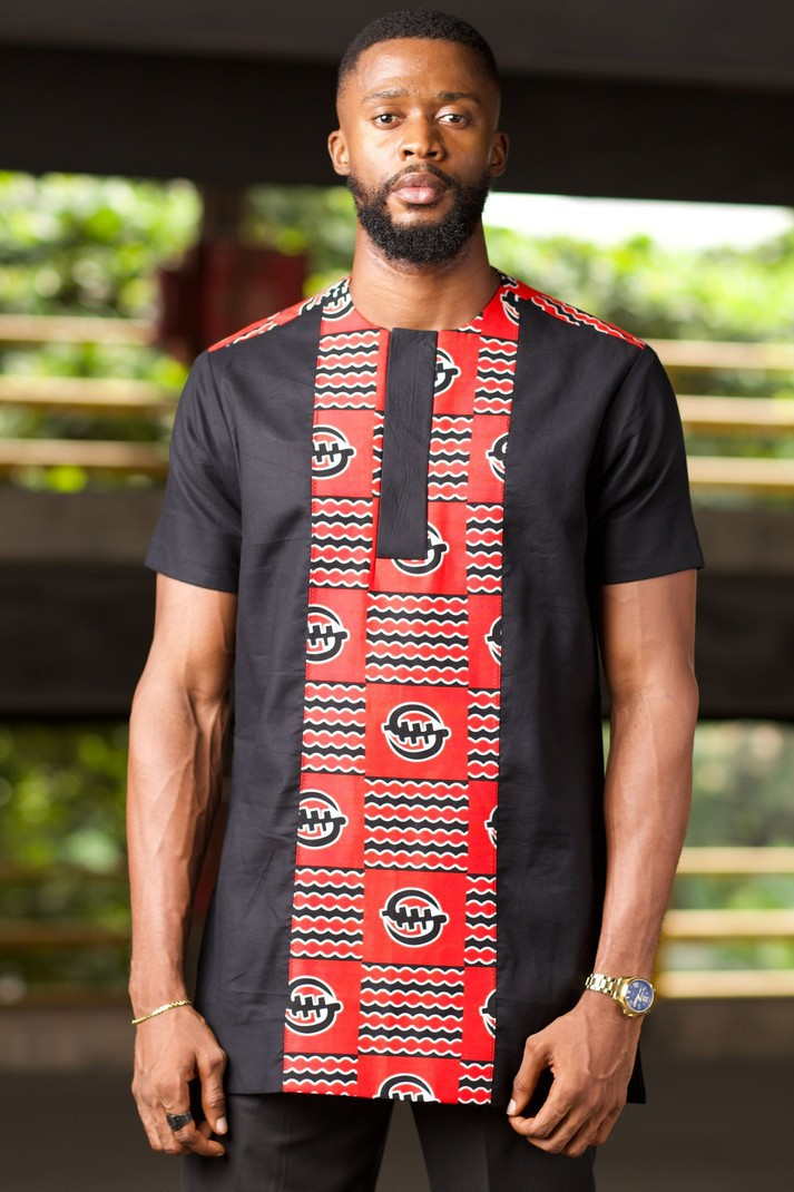 KIROS African Attire for Men  African Mens Outfit  African Suit  African Trousers for Men  African Shirt for Men