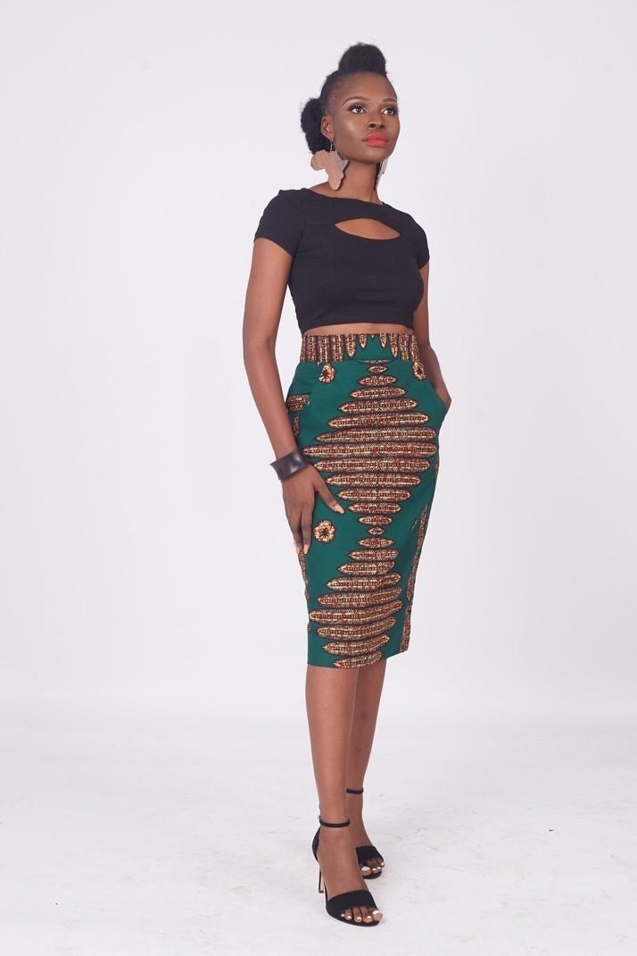 Skirt handmade tie waist skirt baby skirt girls skirt