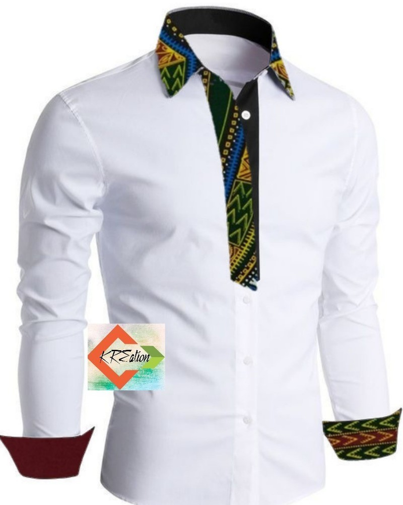 Chemise pour homme