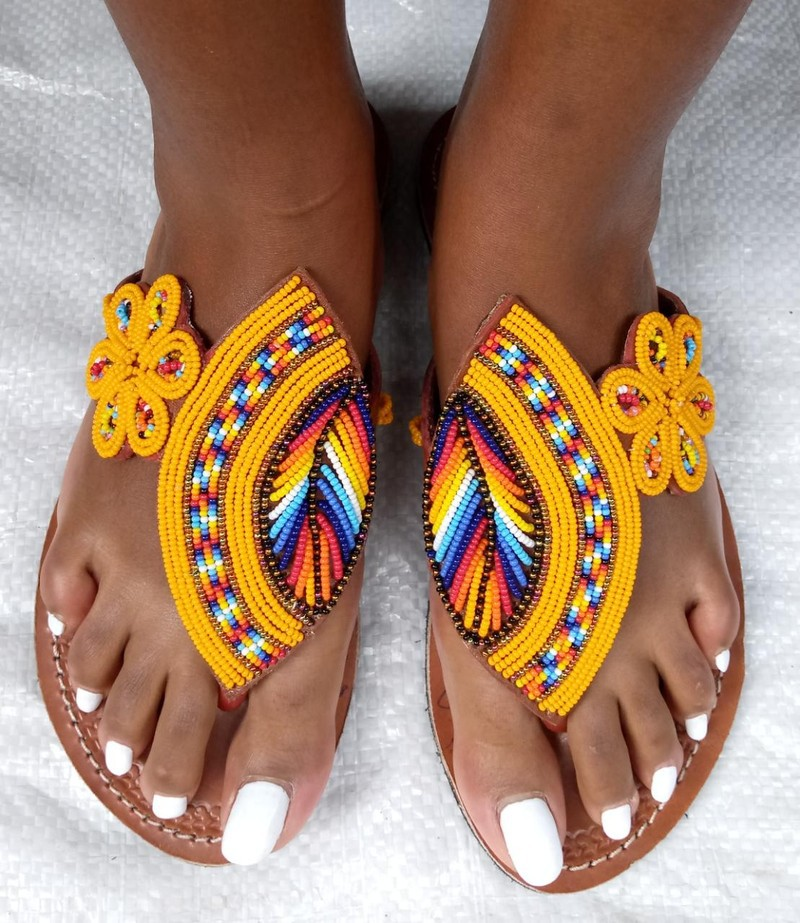African sandals african sandals for women beach sandals Beaded gladiators mother/'s day gift beaded sandals summer sandals,gift for her
