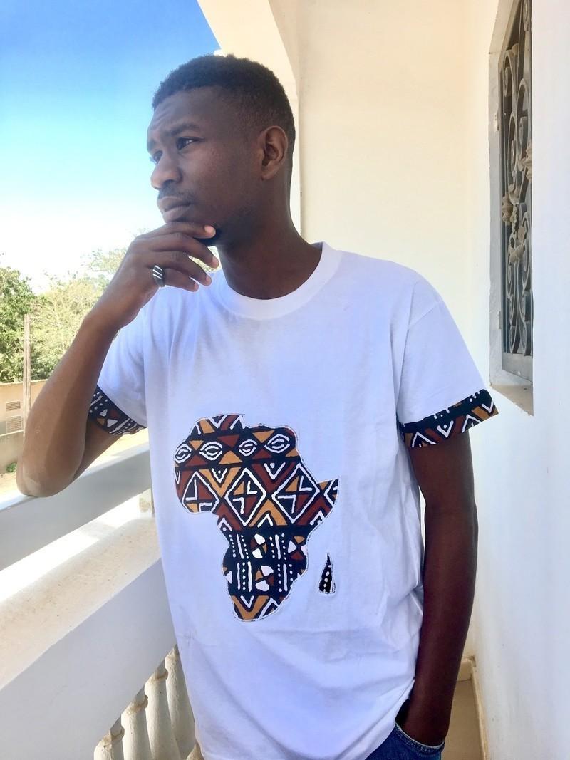 Select Gifts Shirt Dress Studs Swaziland Flag Cufflinks