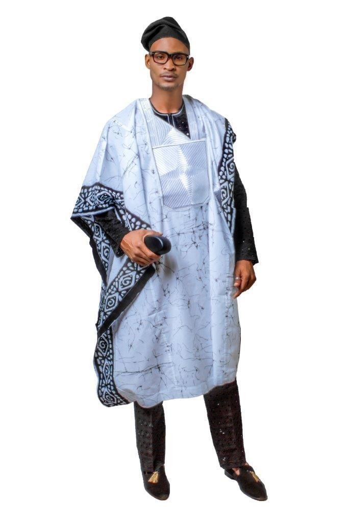 Traditional Costume Set Men/'s Traditional with Costume Carrier Shirt Bag