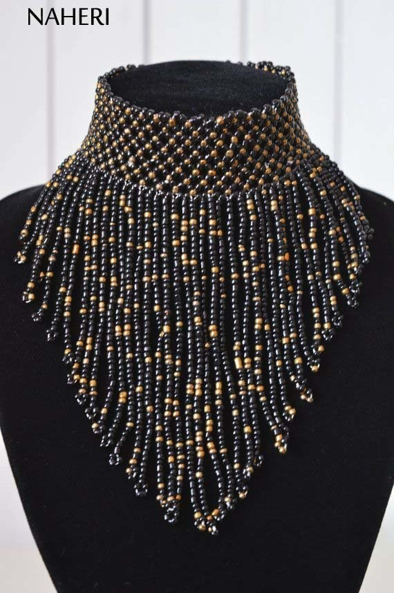 zulu chokerszulu jewelry zulu crown masai necklace Maasai crown necklace sets Multi use African Crownchoker Maasai beaded chokers