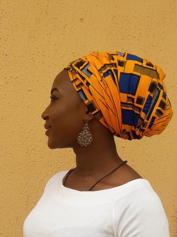 turban scarf, Ankara head wrap African print head wrap head tie