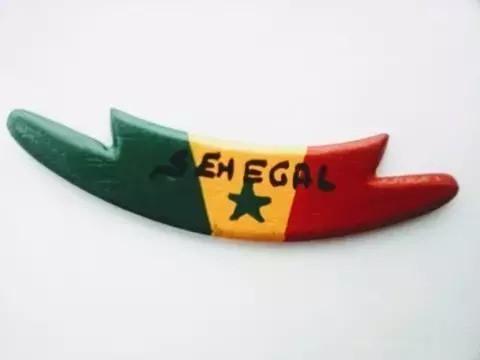 Mongolian Fridge Magnet 6cm