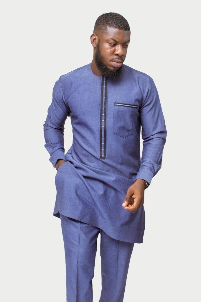 African Suit, African Clothing, African Mens Wear, Suit